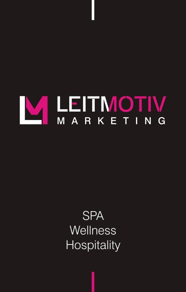 Biglietto da visita Leitmotiv Marketing