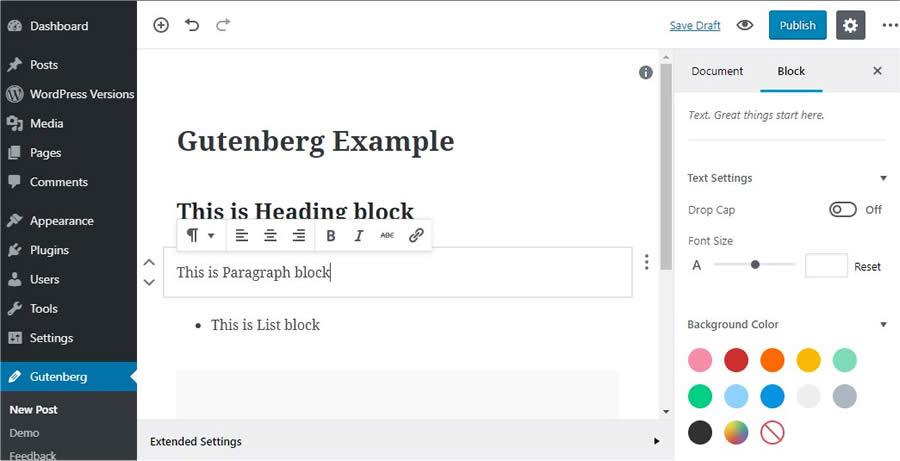Come disattivare Gutenberg in WordPress tramite il file functions.php