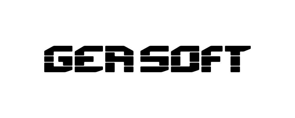 Logo Gea Soft nero