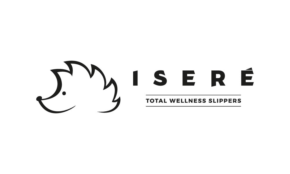 Logo Iseré in versione orizzontale