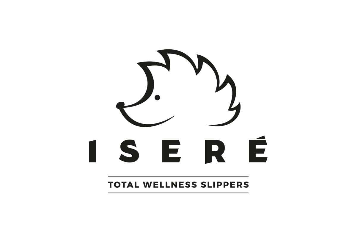 Logo Iseré - Total Wellness Slippers
