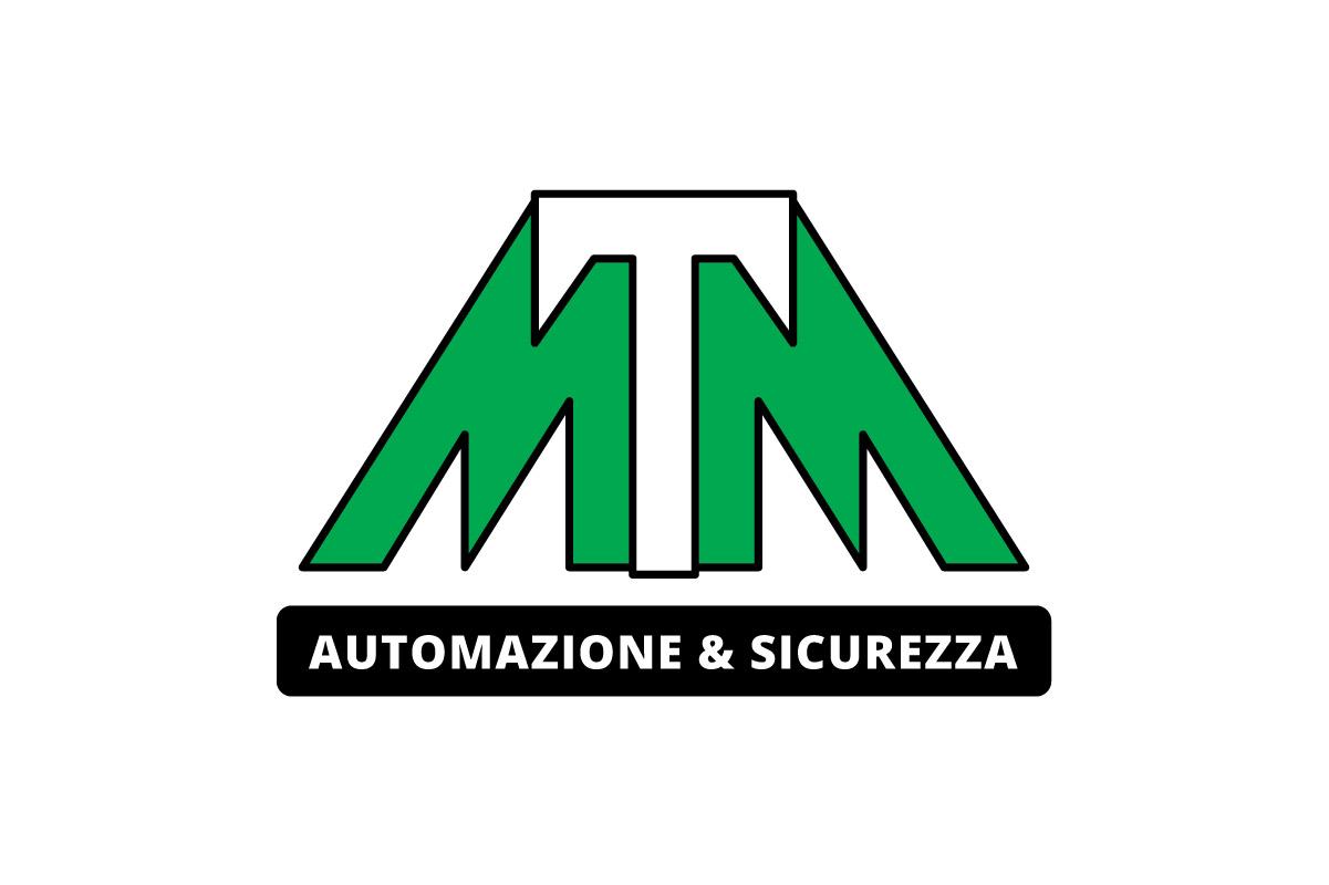 Logo MTM Automazione e Sicurezza