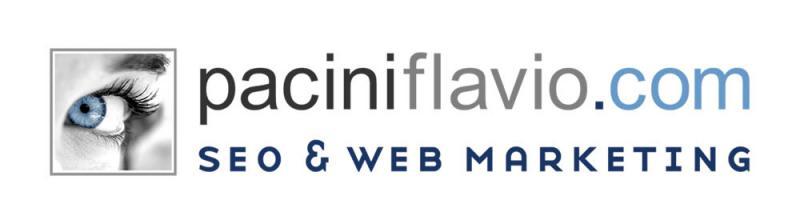 Logo Paciniflavio.com 2005