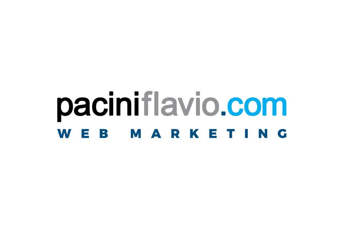 Logo Paciniflavio.com 2016