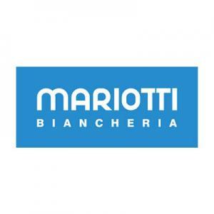 Logo design Mariotti Biancheria