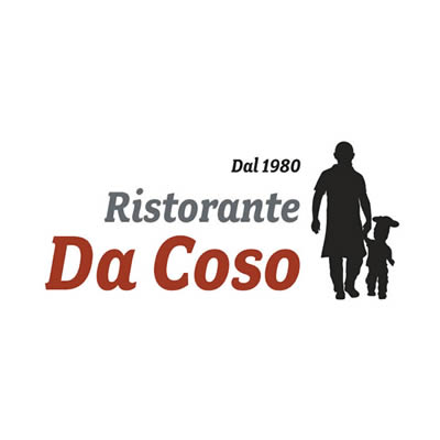 Logo design Ristorante Da Coso