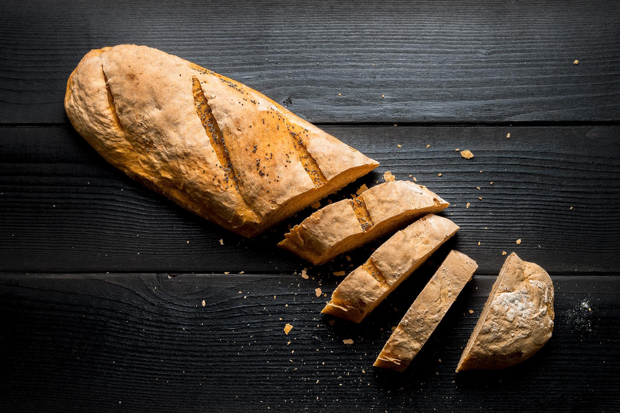 Pane di granoturco