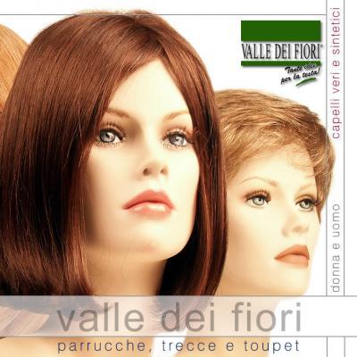 Pieghevole parrucche Valle dei Fiori copertina