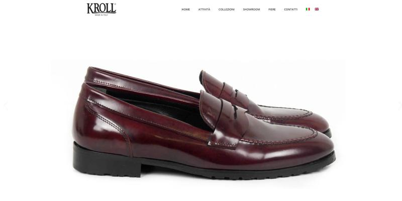 Restyling sito web Kroll